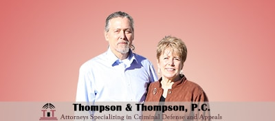 John and Linda Thompson